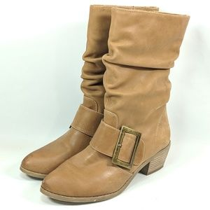 Chinese Laundry Slouch Boots Women's 7.5